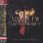 Vivaldi Metal Project - The Four Seasons [Japanese Edition] (2016) 320 kbps