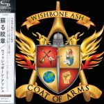 Wishbone Ash - Coat Of Arms [Japanese Edition] (2020) 320 kbps