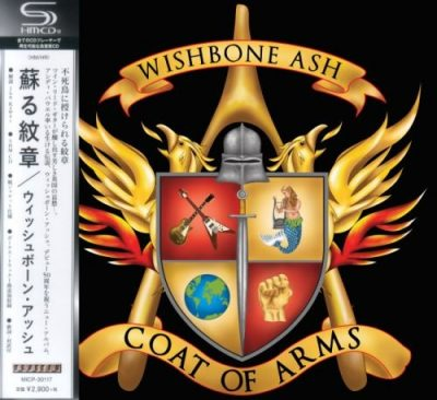 Wishbone Ash - Coat Of Arms [Japanese Edition] (2020)