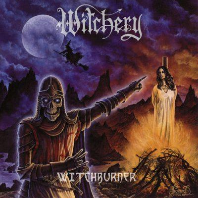 Witchery - Witchburner [EP] (Re-issue & Bonus 2020) (2020)