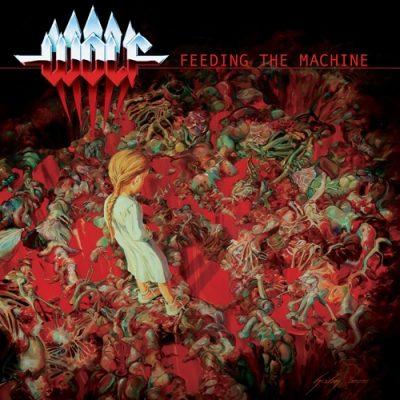 Wolf - Feeding the Machine (2020)