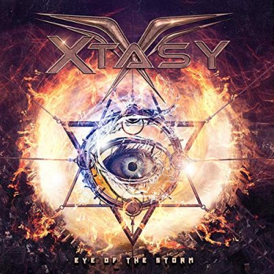 Xtasy - Eye of the Storm (2020)