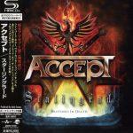 Accept - Stаlingrаd [Jараnеsе Еditiоn] (2012) 320 kbps