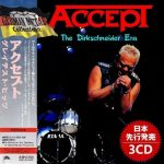 Accept - The Dirkschneider Era (Japanese Edition) (2019) (Compilation) 320 kbps