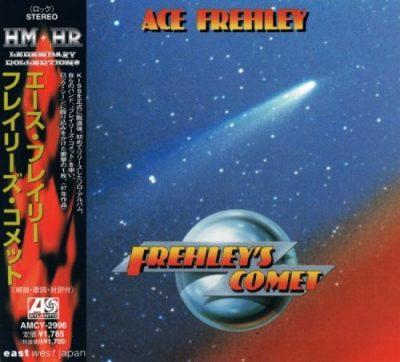 Ace Frehley - Frеhlеу's Соmеt [Jараnеsе Еditiоn] (1987)