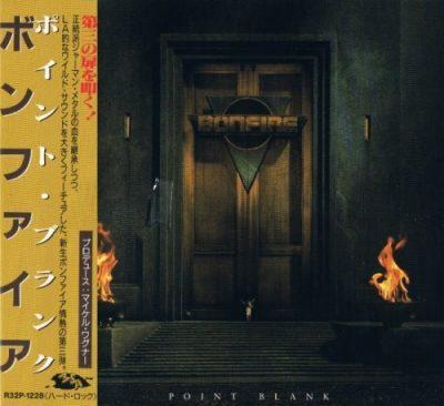 Bonfire - Роint Вlаnk [Jараnеsе Еditiоn] (1989)