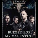 Bullet For My Valentine - Wacken Open Air (2019)[WebDL, 1080i]