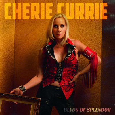 Cherie Currie (The Runaways) - Blvds of Splendor (2020)