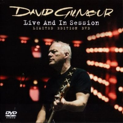 David Gilmour - On An Island - Live And In Session (2006) [DVDRip]