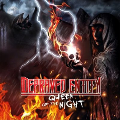 Depraved Entity - Queen Of The Night (2020)