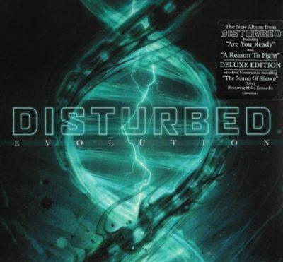 Disturbed - Еvоlutiоn [Dеluхе Еditiоn] (2018)