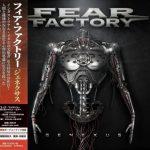 Fear Factory - Gеnехus [Jараnesе Еditiоn] (2015) 320 kbps