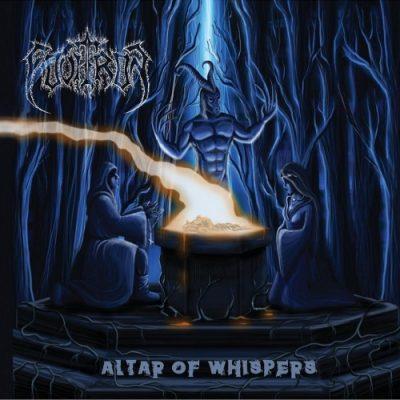 Fovitron - Altar of Whispers (2020)