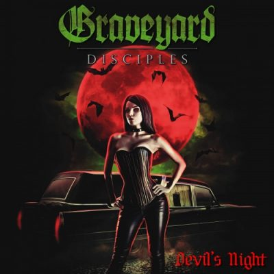 Graveyard Disciples - Devil's Night (2020)