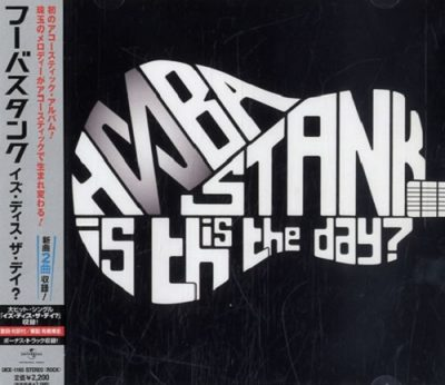 Hoobastank - Is This The Day? (Japan Edition) (2010)