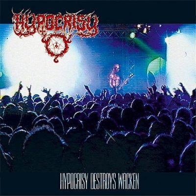 Hypocrisy - Hypocrisy Destroys Wacken 1998 (2001) [DVDRip]