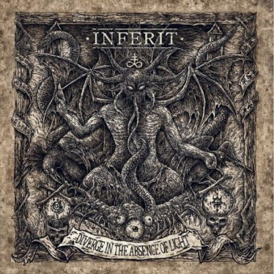 Inferit - Diverge in the Absence of Light (2020)