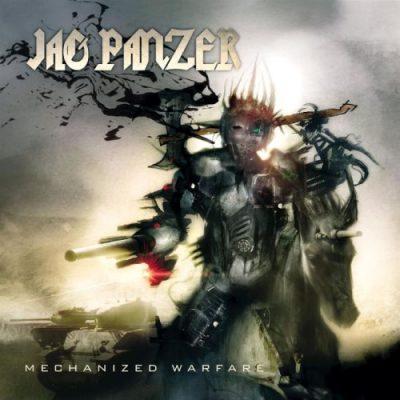 Jag Panzer - Месhаnizеd Wаrfаrе (2001)