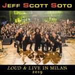 Jeff Scott Soto - Loud & Live in Milan 2019 (2020) 320 kbps