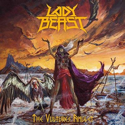 Lady Beast - The Vulture's Amulet (2020)