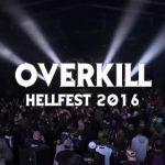 Overkill - Live at Hellfest (2016) [HDTV, 1080i]