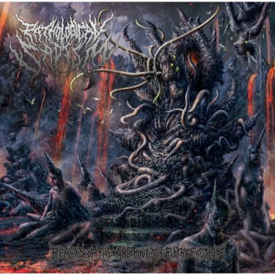 Pathological Sadism - Realms Of The Abominable Putrefaction (2020)