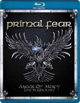 Primal Fear - Angels Of Mercy (2017) (BDRip 720p)