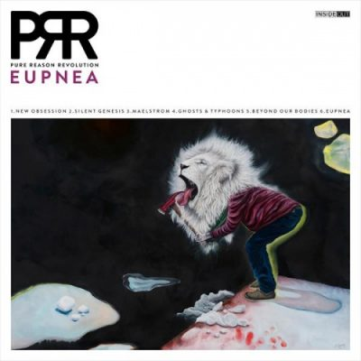 Pure Reason Revolution - Eupnea (Limited Edition Digipack) (2020)
