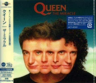 Queen - Тhе Мirасlе [Jараnеsе Еditiоn] (1989) [2019]