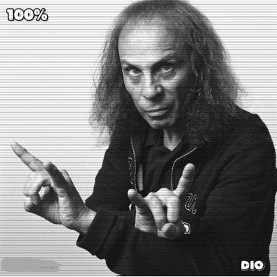RONNIE JAMES DIO – 100 DIO (2020)