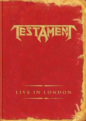 Testament - Live in London (2005) [DVDRip]