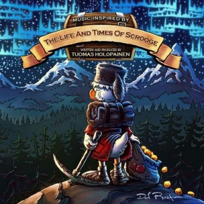 Tuomas Holopainen - The Life And Times Of Scrooge (2014)