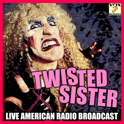 Twisted Sister – Twisted Sister +The Kids Are Back (Live) (2020, 2CD)