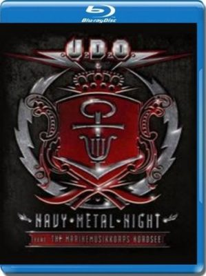 U.D.O. – Navy Metal Night (2015) (BDRip 1080p)