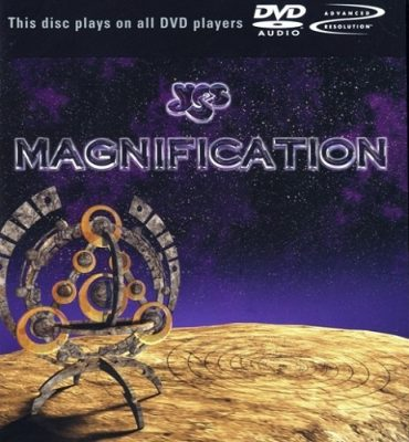 Yes - Magnification [DVD-Audio] (2002)