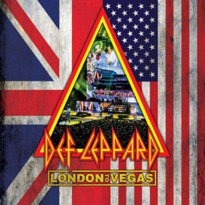 Def Leppard - London to Vegas (2CD) (2020) + 1080p