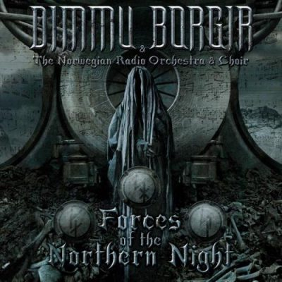 Dimmu Borgir - Fоrсеs Оf Тhе Nоrthеrn Night [2СD] (2017)