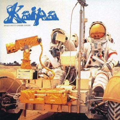 Kaipa - Inget Nytt Under Solen (Limited Edition) (2005)