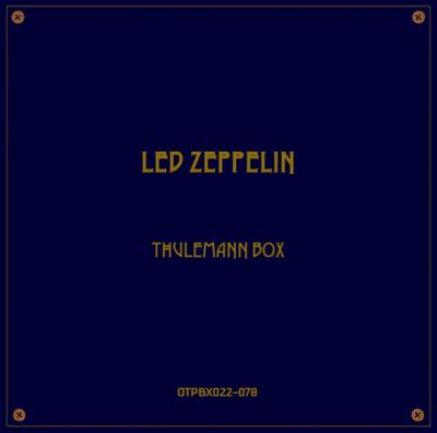Led Zeppelin - Thulemann Box (10 CD) (2015)