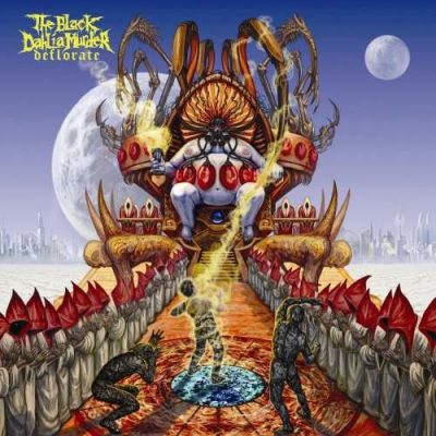 The Black Dahlia Murder - Dеflоrаtе (2009)