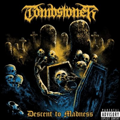 Tombstoner - Descent to Madness (EP) (2020)