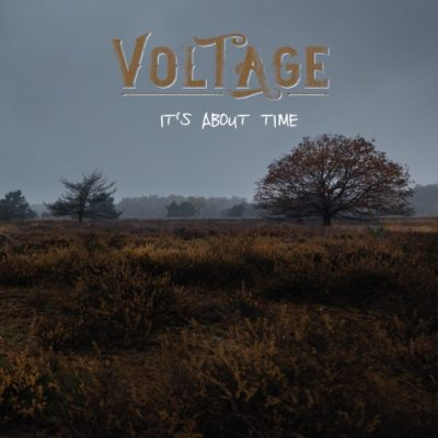 Voltage - It's About Time (2020)