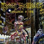 Iron Maiden ‎– Somewhere In Time (Remastered Parlophone 2019) 320 kbps