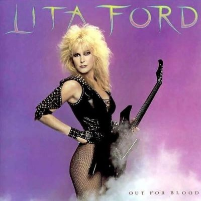 Lita Ford - Оut Fоr Вlооd (1983)