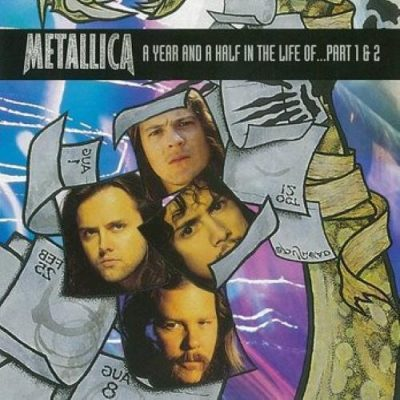 Metallica - A Year And A Half In The Life Of ... Part 1 & 2 (1999) (DVD9)