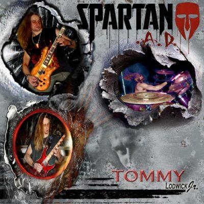 """Tommy """"The Gunner"""" Lodwick Jr. - Spartan A. D. (2020)"""