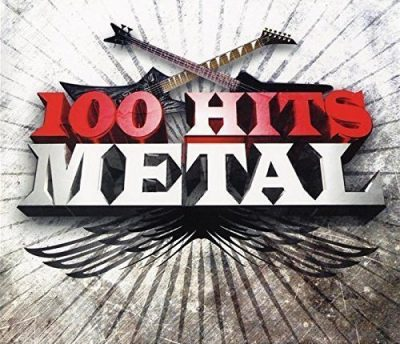 VA – 100 HITS METAL [6CD BOX SET] (2008)