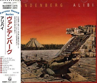 Vandenberg - Alibi (Japan Edition) (1989)