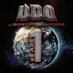 U.D.O. & Das Musikkorps Der Bundeswehr - We Are One (2020) 320 kbps